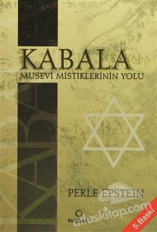 KABALA MUSEVİ MİSTİKLERİNİN YOLU (  )