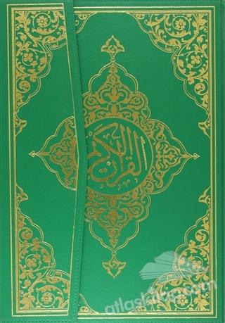 KUR'AN-I KERİM CAMİİ KEBİR BOY  ( BİLGİSAYAR HATLI KOD: 134 ) (  )