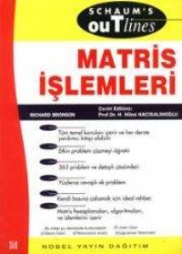 MATRİS İŞLEMLERİ SCHAUM'S ( MATRİS İŞLEMLERİ SCHAUM'S )