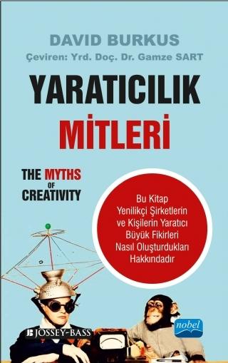YARATICILIK MİTLERİ ( YARATICILIK MİTLERİ - THE MYTHS OF CREATİVİTY )