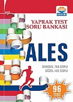 ALES YAPRAK TEST / SORU BANKASI 2011 ( ALES YAPRAK TEST / SORU BANKASI 2011 )