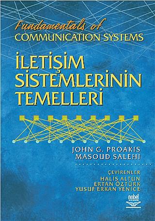 İLETİŞİM SİSTEMLERİNİN TEMELLERİ ( İLETİŞİM SİSTEMLERİNİN TEMELLERİ / FUNDAMENTALS OF COMMUNİCATİON SYSTEMS )
