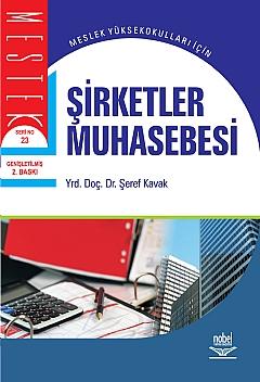 ŞİRKETLER MUHASEBESİ - MESTEK ( ŞİRKETLER MUHASEBESİ - MESTEK )