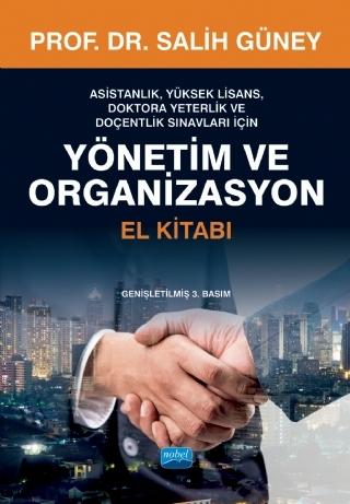 Yönetim Ve Organizasyon El Kitabı Yüksek Lisan Kitap 20 Indirimle