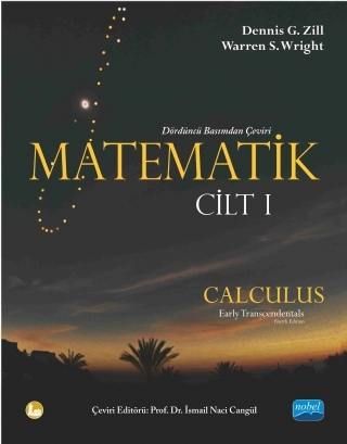 MATEMATİK CİLT I - CALCULUS EARLY TRANSCENDENTALS ( MATEMATİK CİLT I - CALCULUS EARLY TRANSCENDENTALS )