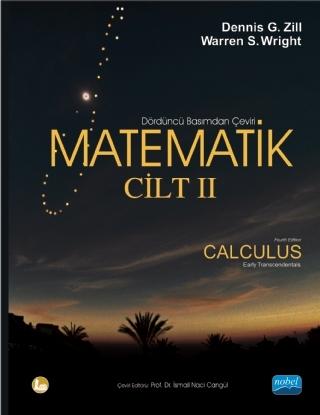 MATEMATİK CİLT II ( MATEMATİK CİLT II - CALCULUS EARLY TRANSCENDENTALS )